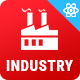 Industry - React Factory & Industrial Template